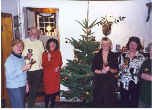 Bell ringers party 2000.2